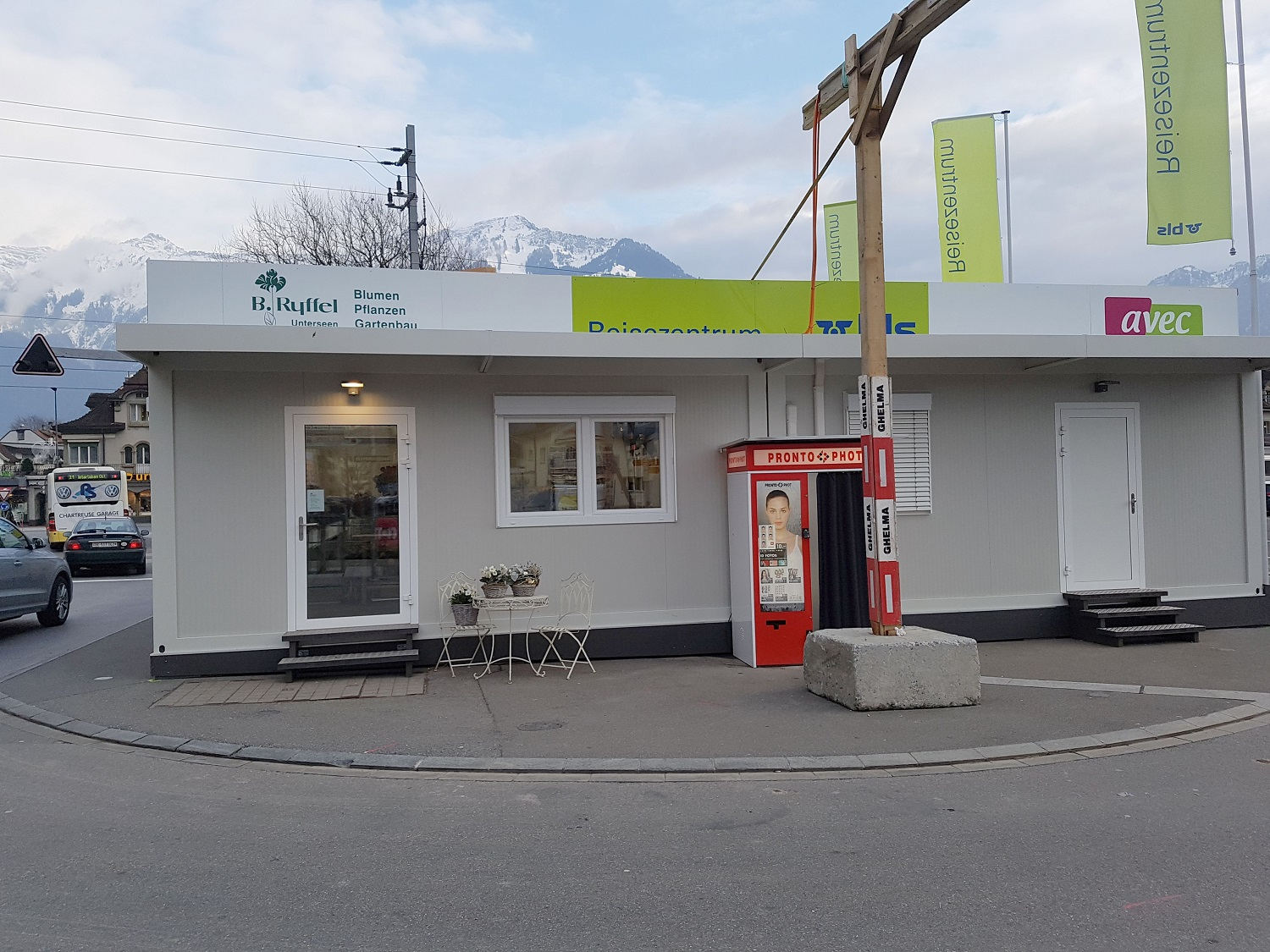 Shop Anlage Interlaken